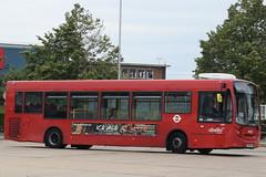 AL 8809 @ Hatton Cross bus station (ianjpoole) Tags: abellio london alexander dennis enviro 200 yx13efp 8809 working route h25 hatton cross bus station churchfields avenue hanworth
