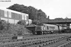 149 (Hoover 29) Tags: diesel type4 class46 pretopsnumber 149 passengertrain 1s27 lowfell gateshead england