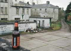De Salle 3 (Irish Normal) Tags: mamiya m645 1000s 645 6x45 mediumformat 120mm c41 ireland kerry film analogue derelict empty forgotten kodak portra400