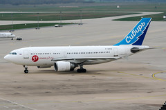 F-OHCZ (PlanePixNase) Tags: hannover aircraft airport planespotting haj eddv langenhagen airbus 310 a310 s7 sibir