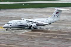 D-AEWB (PlanePixNase) Tags: hannover aircraft airport planespotting haj eddv langenhagen eurowings bae 146200 lufthansa
