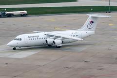 D-AHOI (PlanePixNase) Tags: hannover aircraft airport planespotting haj eddv langenhagen british aerospace 146300 bae eurowings