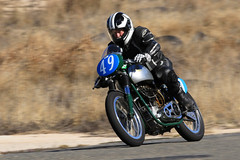 Big Chill (Alan McIntosh Photography) Tags: action sport speed track race motorsport motorcycle carnell raceway stanthorpe historic bike