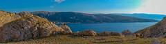 The view... (milance1965) Tags: baška kroatien hrvatska adria jadranskomore more meer blau plavo plavomore aussicht krk ostrvokrk inselkrk panorama rocks fuji fujixt1 xt1