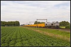 Rhein Cargo DE61, Rijssen (J. Bakker) Tags: rhein cargo rhc de61 de 61 class 66 bauer basel bad bentheim t harde veendam rijssen 42626