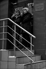DRD161102_0912 (dmitryzhkov) Tags: urban outdoor life human social public stranger photojournalism candid street dmitryryzhkov moscow russia streetphotography people bw blackandwhite monochrome