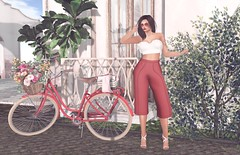 Get down to little Havanna (Gertyflirty Goldlust) Tags: secondlife shoes maitreya marketplace mesh imageessentials makeup omega appliers hair tattoo group gift blog scandalize avaway jewellery nailpolish location lelutka