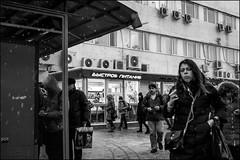 17dra0270 (dmitryzhkov) Tags: urban outdoor life human social public stranger photojournalism candid street dmitryryzhkov moscow russia streetphotography people bw blackandwhite monochrome badweather terminal