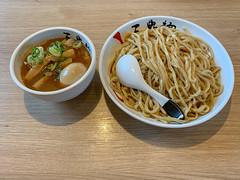 tsukemen (Hideki-I) Tags: tsukemen noodle japan hyogo kansai iphone food