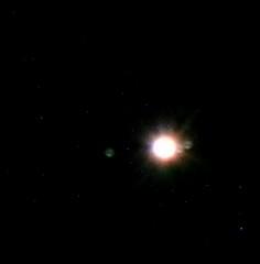 ...a planet & moons... (carbumba) Tags: night nightskies black light bright sky stars nikon blackbackground planet