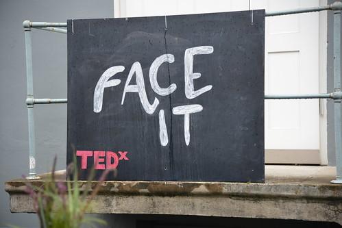 TEDxDornbirn 2018: Face it!