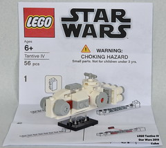 Star Wars LEGO Tantive IV (KatanaZ) Tags: starwars lego tantiveiv mini