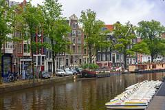 The Prinsengracht, Amsterdam (Mustang Joe) Tags: nikon 2018 cruise d750
