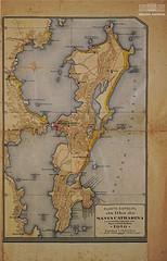 Santa Catarina (Arquivo Nacional do Brasil) Tags: santacatarina planta mapa mapaantigo cartografia cartography arquivonacional arquivonacionaldobrasil