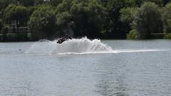 Kosice jazero lake, water ski, European Cableski Tour, Slovakia
