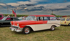 Chevrolet Belair Kombi (olds.wolfram) Tags: chevrolet belair stationwagon auto car coche voiture oldtimer olds1 kombi wagon
