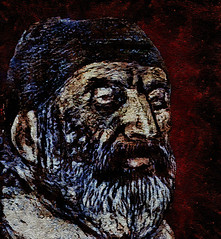 Old fisherman (V_Dagaev) Tags: portrait painterly painting people man art visualdelights digital dynamicautopainter dynamic