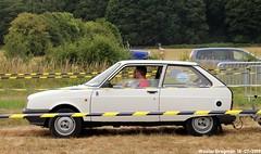 Citroën Axel 11 1987 (XBXG) Tags: rn22yy citroën axel 11 1987 citroënaxel blanc white célébrationcentenairedecitroën 2019 lafertévidame 28 eureetloire eure et loire france frankrijk vintage old classic french car auto automobile voiture ancienne française vehicle outdoor