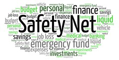 Safety Net (Ben Taylor55) Tags: safety net finance emergency fund investments liquid savings job loss medical vehicle personal tags words tagcloud wordcloud