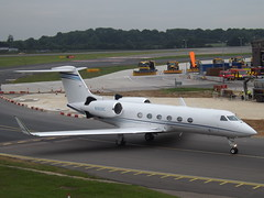 N192NC Gulfstream G450 (SCP Aviation LLC) (Aircaft @ Gloucestershire Airport By James) Tags: luton airport n192nc gulfstream g450 scp aviation llc bizjet eggw james lloyds