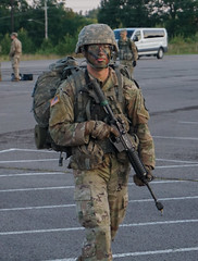 12-Mile Road March   7th Regiment, Advanced Camp (armyrotcpao) Tags: madison thompson cst cst2019 2019 fort knox ky kentucky cadet cadetsummertraining summer training mile 12mile road roadmarch march marching pao public affairs cstpao cstpao2019 7th regiment advanced camp ac ac7rgt cadre encouragement breakfast sunrise teddy teddybear us usa usarmy usarmycadetcommand usarmyrotc rotc armyrotc armyrotccst cadetsummertrainingpublicaffairsoffice