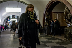DR160302_1323D (dmitryzhkov) Tags: urban outdoor life human social public stranger photojournalism candid street dmitryryzhkov moscow russia streetphotography people city color colour metro subway underground
