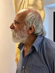 Sguardo curioso e attento di Totò Rizzuti (costagar51) Tags: salvatorerizzuti caltabellotta agrigento sicilia sicily italia italy arte storia scultura anticando