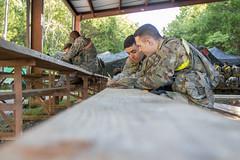 5th Regiment, Basic Camp, Terrain Association (armyrotcpao) Tags: cst2019 terrain teamwork mapreading intro land nav fortknox armyrotc cadetsummertraining 5thregiment basic camp