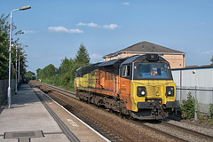Colas 70802 (Barry Duffin) Tags: colas 70802 0z02 barnetby eastcroft carlton
