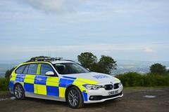 CN66 DHD (S11 AUN) Tags: gwent police heddlu bmw 330d estate touring anpr traffic car rpu roads policing unit 999 emergency vehicle cn66dhd