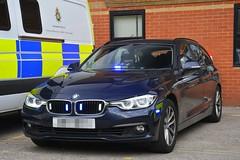 Unmarked Traffic Car (S11 AUN) Tags: gwent police heddlu bmw 330d estate touring anpr unmarked traffic car rpu roads policing unit 999 emergency vehicle