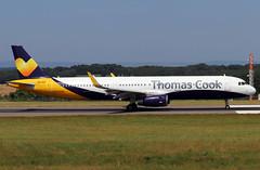 G-TCVA (Harvey's Aviation Images) Tags: gtcva airbus a321 iae thomascook airlines 5582 eggd brs bristol international airport united kingdom