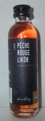 Peche Rouge Likör (luc1102) Tags: bottle alcohol drink hobby collection miniature
