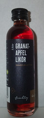 Granatapfel Likör (luc1102) Tags: bottle alcohol drink hobby collection miniature