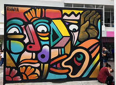 The People by Rod Villa (wiredforlego) Tags: graffiti mural streetart urbanart aerosolart publicart jalisco guadalajara mexico gdl rodvilla