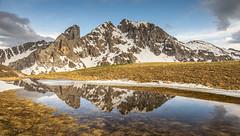 am Passo Giau (jürgenmilnik) Tags: italien italia dolomiten dolomiti passogiau südtirol altoadige landschaft landscape lago nikon nikond7200