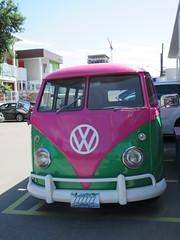 Hotel Zed VW van (jamica1) Tags: kelowna okanagan bc british columbia canada hotel zed vw van microbus type2 splittie