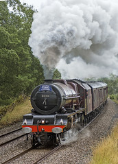 6201 Settle 20-07-19 (prof@worthvalley) Tags: all types transport steam locomotive railway railroad uk 6201 princess elizabeth settle carlisle