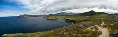 DINGLE panorama (jrountree333) Tags: dingle ireland travel nikon earth nature landscape beauty colors water ocean mountains