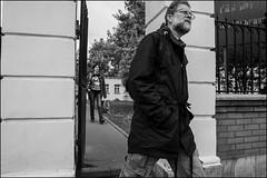 DR150911_0170D (dmitryzhkov) Tags: urban city everyday public place outdoor life human social stranger documentary photojournalism candid street dmitryryzhkov moscow russia streetphotography people man mankind humanity bw blackandwhite monochrome