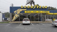 Goodyear Tire Dealership (DayBreak.Images) Tags: suburban atlanta georgia dekalbcounty tucker goodyear tire dealer canondslr canoneflens lightroom