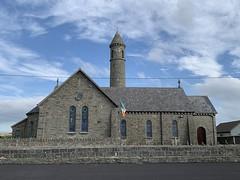 Star Of The Sea Church - Quilty, County Clare, Ireland (firehouse.ie) Tags: spanisharmada westofireland westcoast coast building architecture houseofworship houseofgod religion christian romancatholic catholic churches chapel church ireland countyclare clare quilty