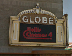 Globe Hollis Cinemas (Midnight Believer) Tags: globearizona sign signage cinema movietheater gilacounty americansouthwest vintage