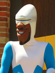 Frozone (meeko_) Tags: frozone superhero theincredibles characters disneycharacters pixar pixarcharacters thesupershindig incredible celebration anincrediblecelebration pixarplace disneys hollywood studios disneyshollywoodstudios themepark walt disney world waltdisneyworld florida