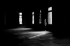 (Santiago Sito (on/off)) Tags: dark mood light window abandoned atmosphere story odd