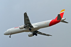 EC-ILP   Airbus A321-211 [1716] (Iberia) Home~G 01/06/2015 (raybarber2) Tags: 1716 airliner airportdata cn1716 ecilp egll filed flickr planebase raybarber spanishcivil