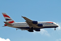 G-XLED   Airbus A380-841 [144] (British Airways) Home~G 15/07/2014 (raybarber2) Tags: 144 airliner cn144 egll filed flickr gxled planebase raybarber ukcivil