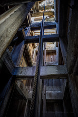 Climbing Back Up To the Surface (Jeff Sullivan (www.JeffSullivanPhotography.com)) Tags: abandoned gold mine private property underground mining ghost town central nevada usa travel photography canon eos 5dmarkiv photos copyright 2019 jeff sullivan may