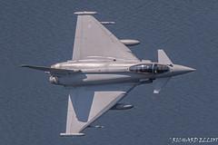 Typhoon through Ullswater (richardelliot) Tags: typhoon lowlevel low jet jetengine jets raf
