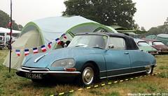 Citroën DS 21 cabriolet 1967 (Wouter Bregman) Tags: citroën ds 21 cabriolet 1967 citroënds strijkijzer déesse tiburón snoek chapron cabrio convertible roadster tourer célébrationcentenairedecitroën 2019 lafertévidame 28 eureetloire eure et loire france frankrijk vintage old classic french car auto automobile voiture ancienne française vehicle outdoor tgc354e